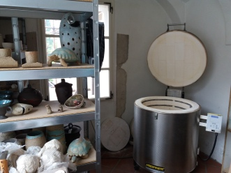 Our electric kiln