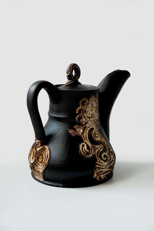 unique teapot
