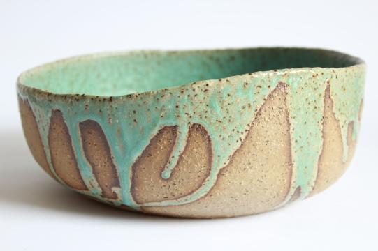Green bowl, 2014