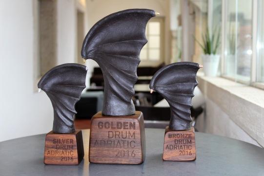 Dragon Wing, Golden Drum Adriatic 2016 Award