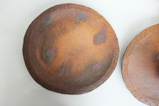 Woodfired plates, 2015