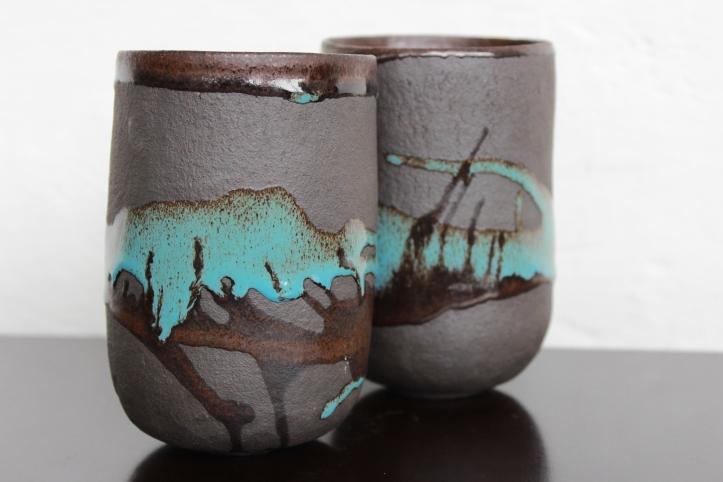 River mugs, 2015