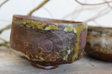 Woodfired chawan/rea bowl