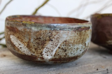 Woodfires chawan/tea bowl