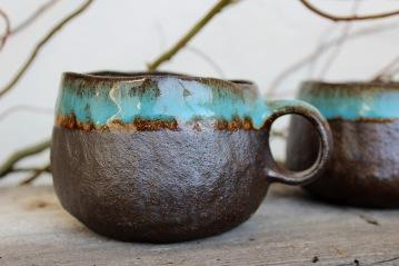 Magic blue mug , 2018