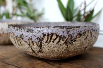 Lavander violet Roots bowl